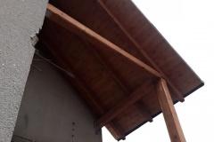 Střecha - podhled